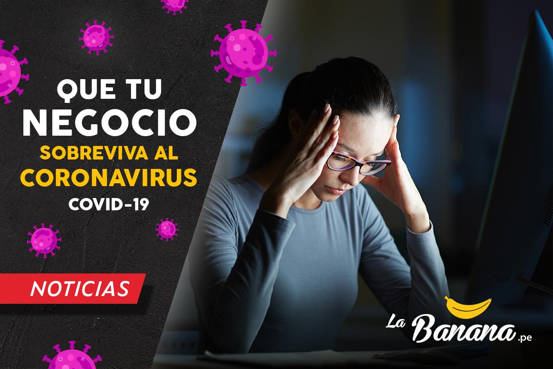 que tu negocio sobreviva al coronavirus