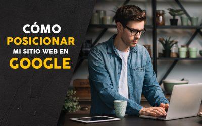 SEO: Posicionar mi sitio web en Google